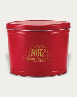 Medium Tin – Red