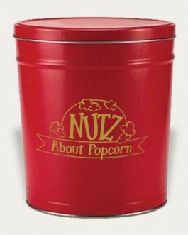 Large Tin – Red