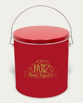 Small Tin – Red