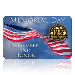 Memorial Day Gift Card