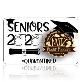 Seniors 2020 Gift Card