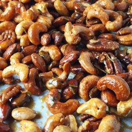 Mixed Nuts – Sweet