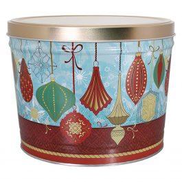 Medium Tin – Holiday Modern Ornaments