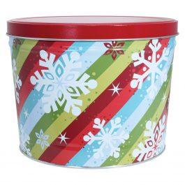 Medium Tin – Holiday Sparkles & Snow