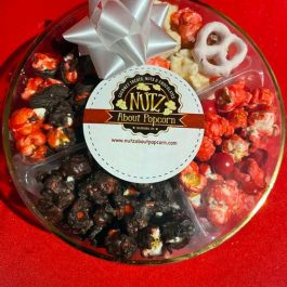 Valentine's Day Sampler 4 Pack of Popcorn